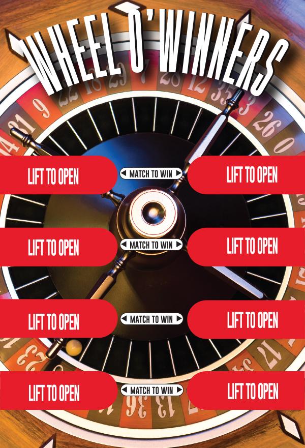 Wheel-O-Winners